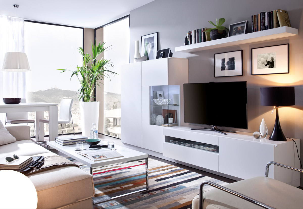 Muebles sipo salon rimobel moderno muebles sipo - Muebles salon moderno ...
