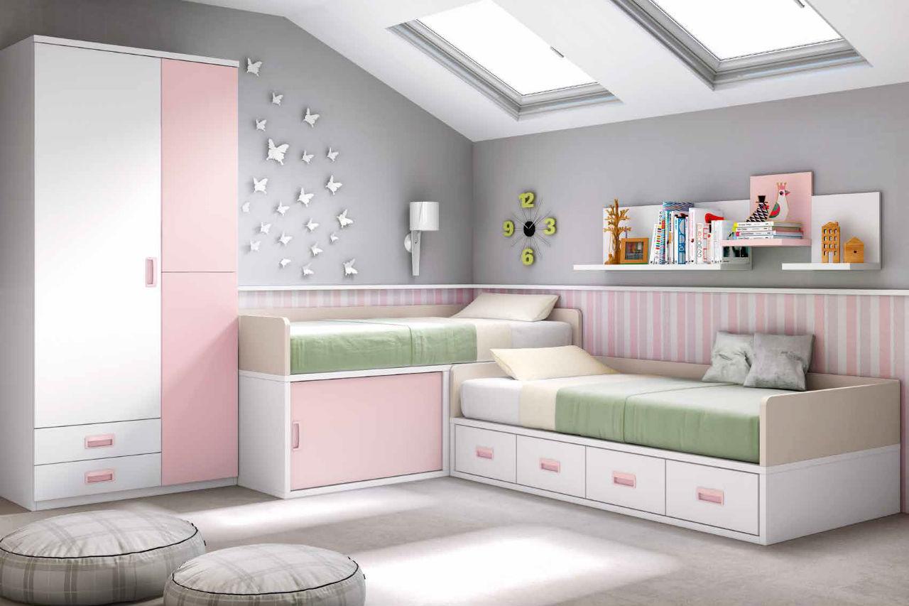El Mueble Dormitorios Juveniles Dormitorio Funcional With El  # Muebles Sipo Los Barrios