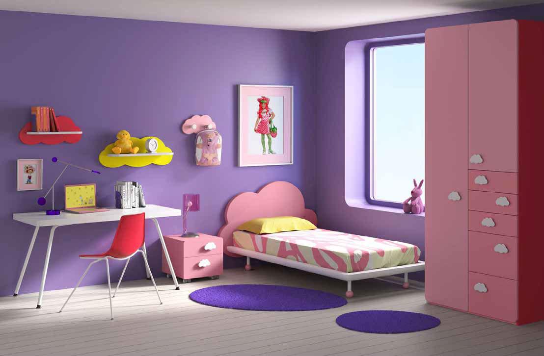 Colores Dormitorio Juvenil Dormitorio Juvenil Ita Dormitorio  # Muebles Sipo Los Barrios