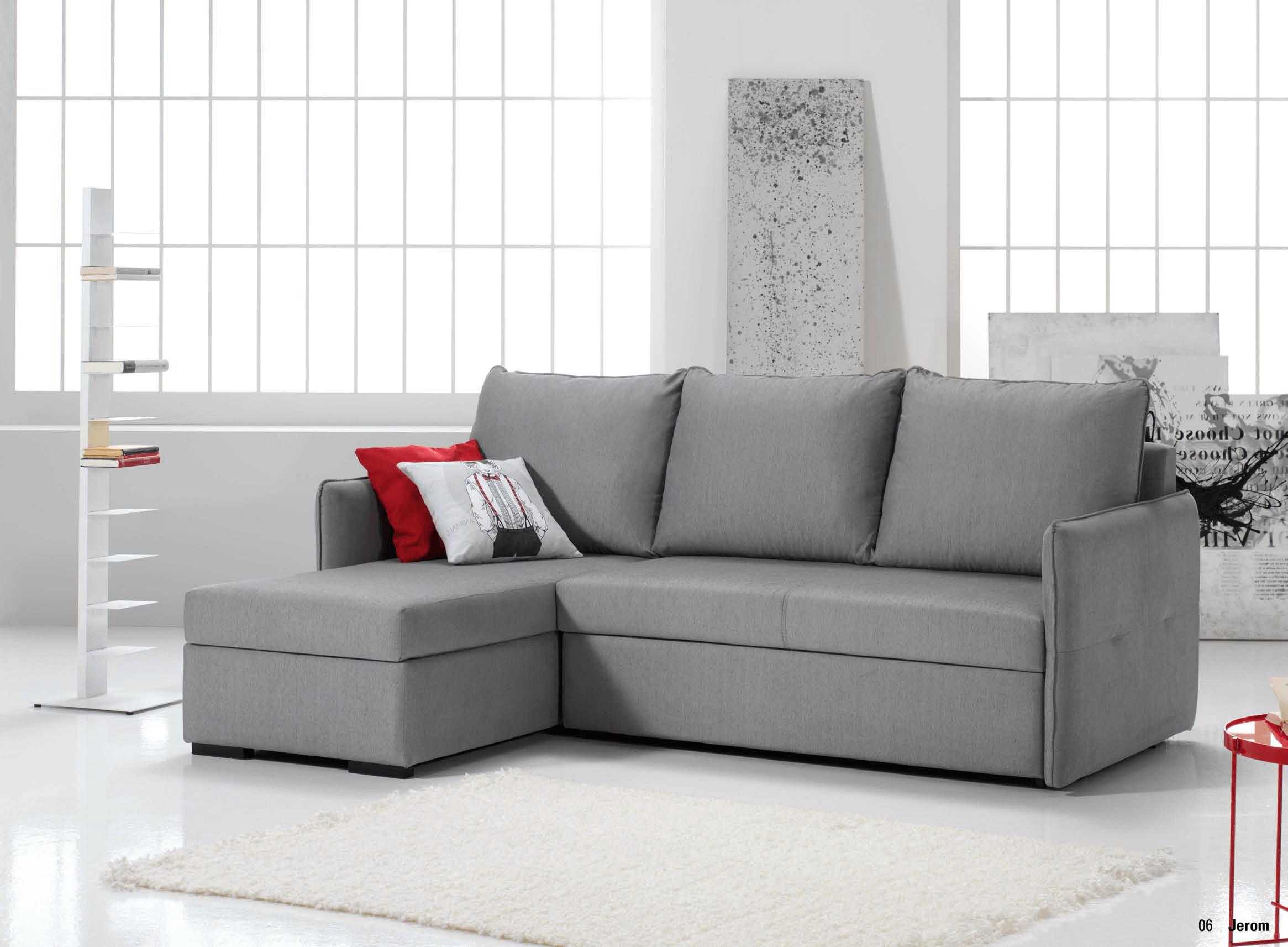 Sofa cama con chaislongue muebles sipo - Mueble sofa cama ...