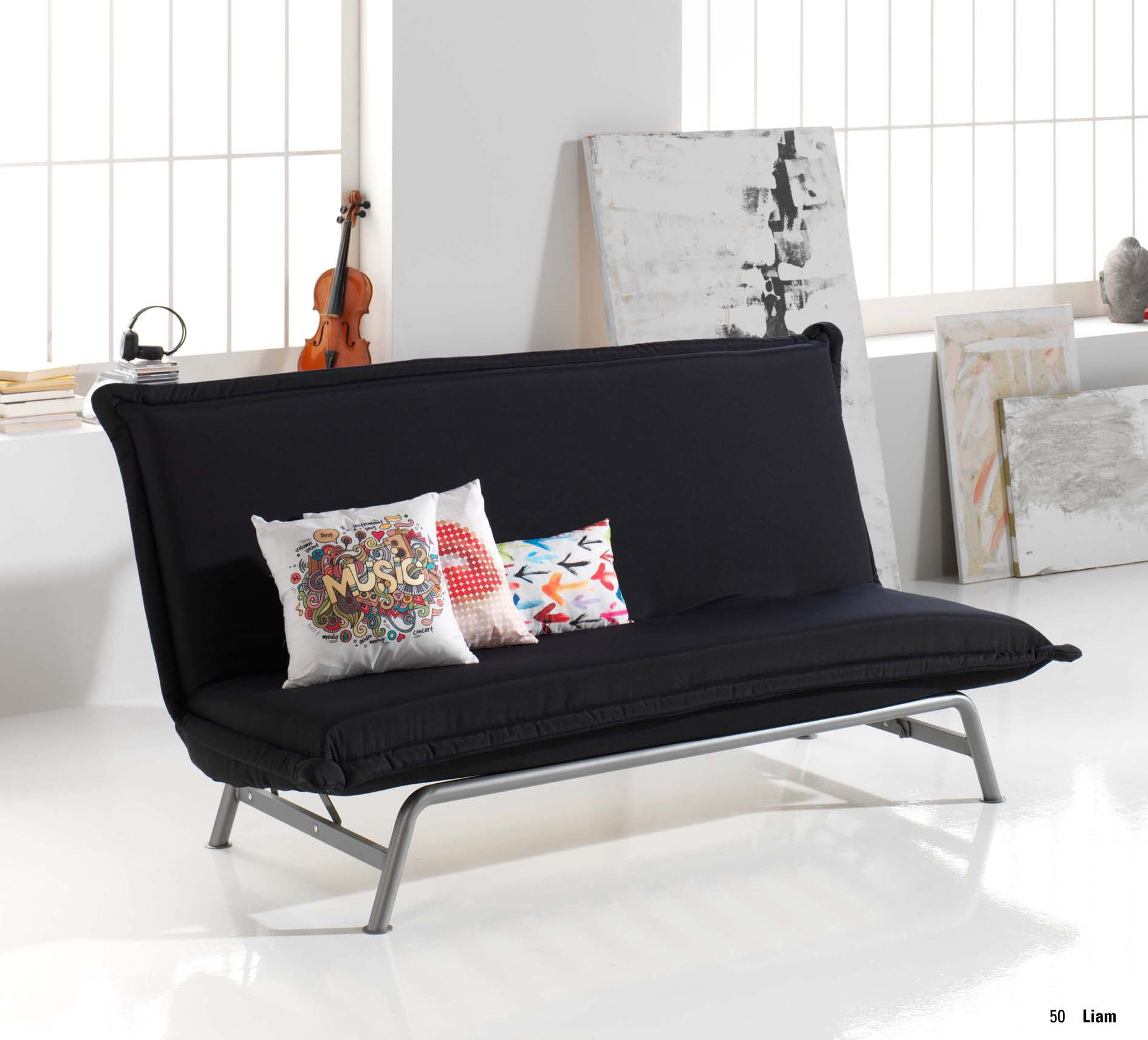 Sofa cama muebles sipo for Catalogos de sofas cama