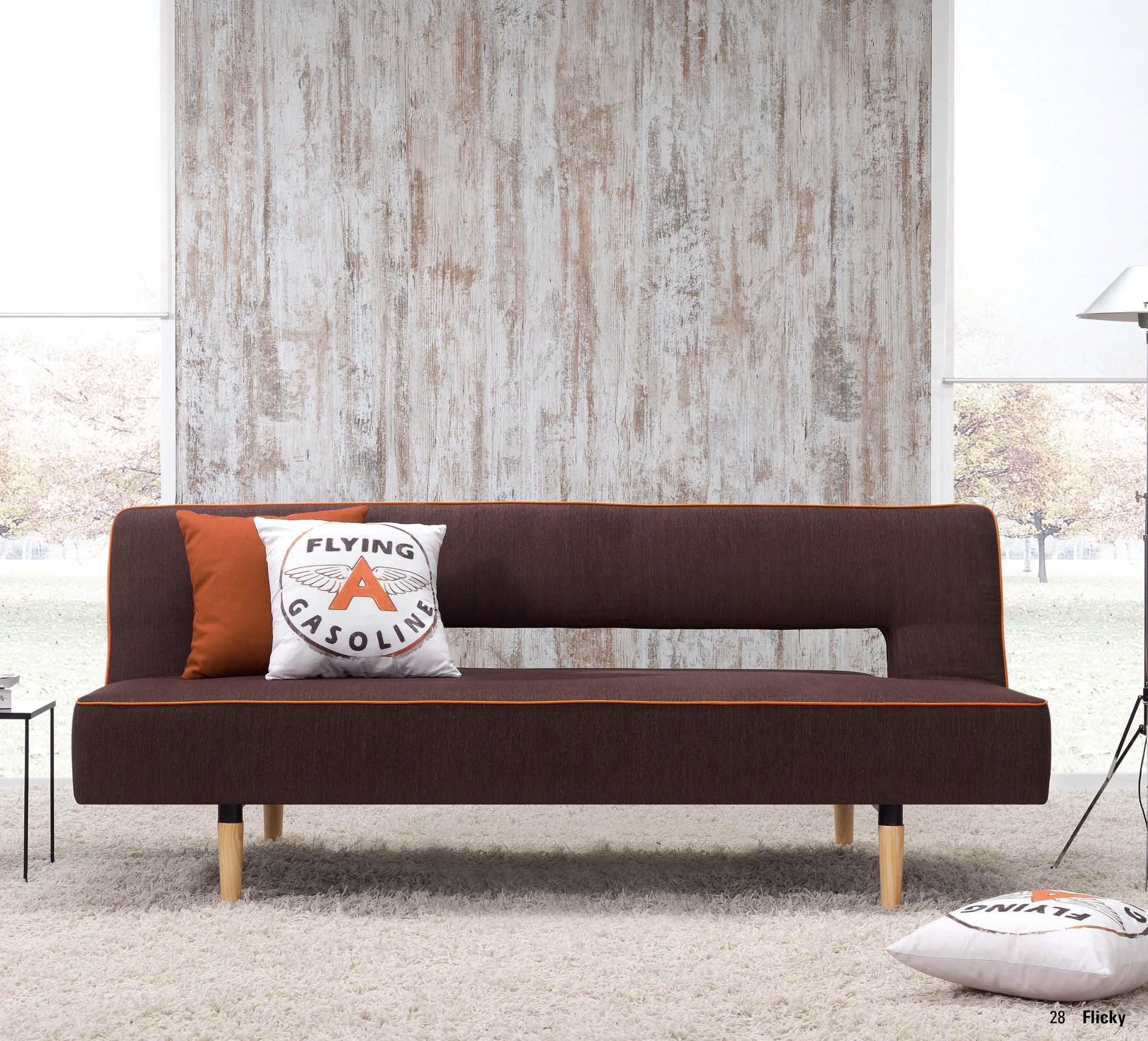 Sofa cama muebles sipo for Sofa cama de libro